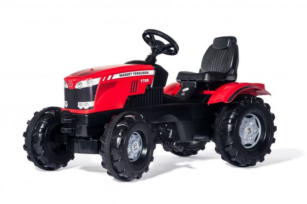 Pedal tractor, MF 7726