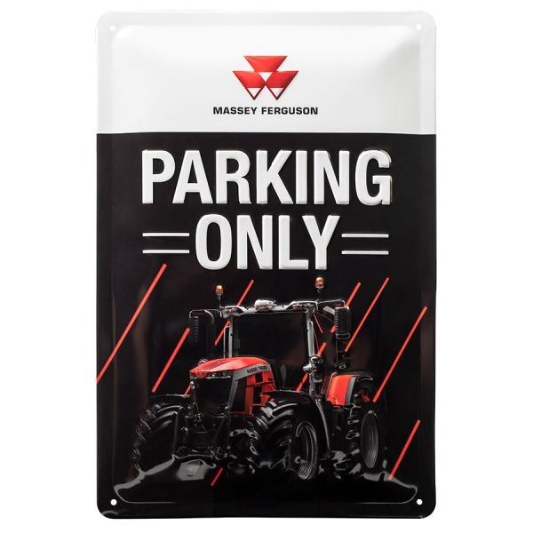 """""""Parking Only"""" Sign"""