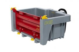 Small Tipper for Massey Ferguson pedal tractor, RollyBox