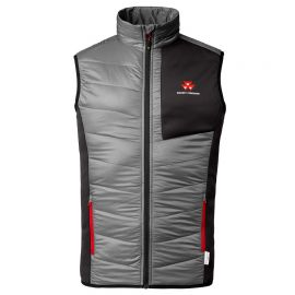 MENS QUILTED GILET